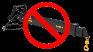 Engcon stoppar försäljningen
