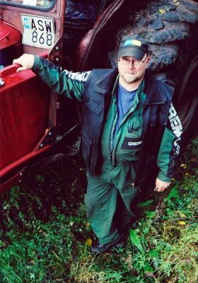 – Redan som 15-åring hade jag en egen Brunett i tankarna, säger skogsentreprenör Peter Landsjö hemmahörande i Kansjö i Småland.