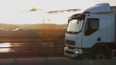 Efterfrågan på vägtransporter ökar något