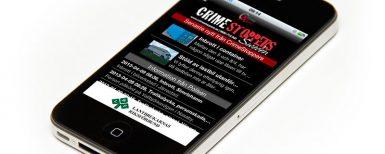 Brottsförebyggande app
