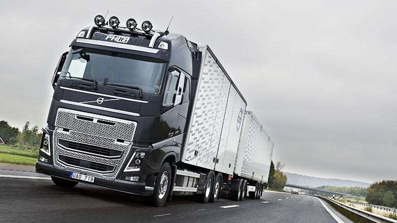 Volvo Fh Testkord Akeri Entreprenad