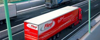 Säkrare trailers från Fliegl med Haldex