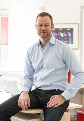 Mats Lundmark, 49, utsågs  till ny vd på Alwex förra året.