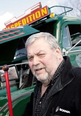 – Jag har lagt ned mer än 4.000 timmar på renoveringen, säger Donald Ramström.