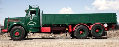 Scania-Vabis i nyskick