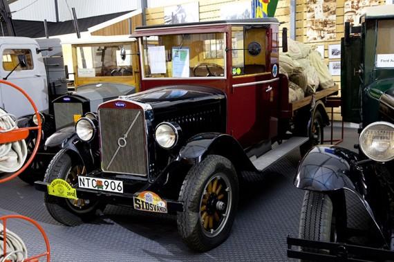 Volvo LV60 från 1929.