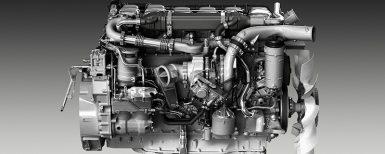Biodieselmotorer från Scania