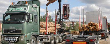 Stort intresse för tyngre och längre lastbilar