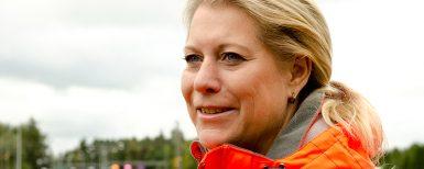 Hallå där Catharina Elmsäter-Svärd!