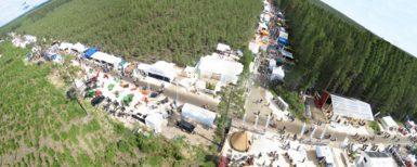 Uppåt för skogsmaskiner