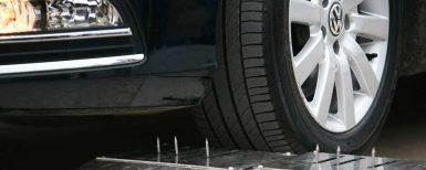 Självreparerande däck