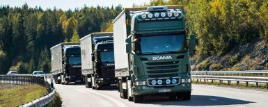 100 000 uppkopplade lastbilar