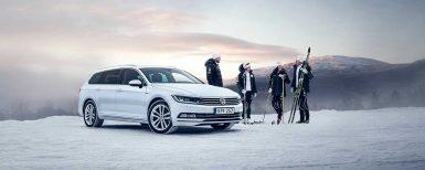 Kalla i reklamfilm från Volkswagen