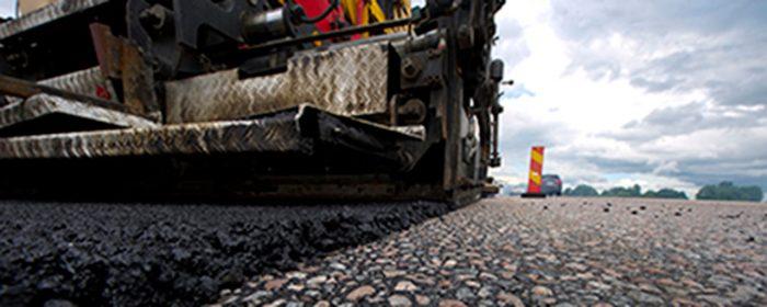 Nytt asfaltverk i Läggesta