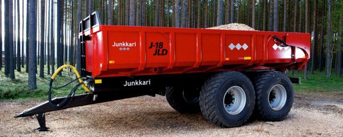 Junkkari-vagnarna får ny svensk importör