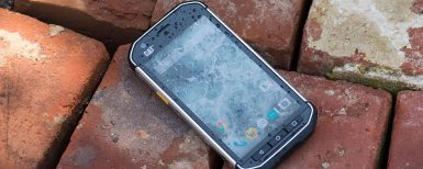 Stryktålig smartphone