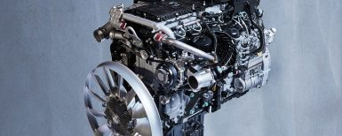 Ny motorgeneration från MB