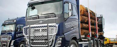 Offroad till Volvos stålstötfångare