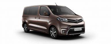 Toyota släpper ny transportbil tillsammans med Peugeot och Citroën