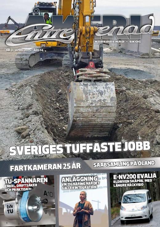 Åkeri & Entreprenad 3-2015