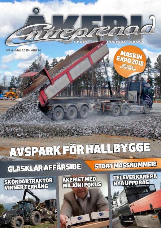 Åkeri & Entreprenad 4-2015