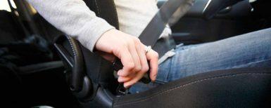 Ökad bältesanvändning i tunga fordon