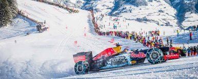 Formel 1 i skidbranten
