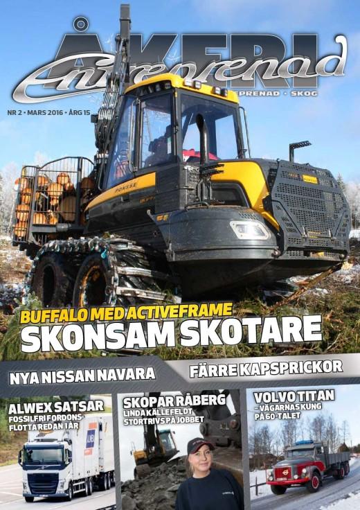 Åkeri & Entreprenad 1-2016