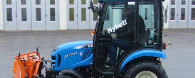 Kompakta traktornyheter