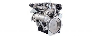 Nya tre-cylindriga  Hatz 3H50  motorer