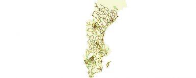 Skicket på Sveriges vägar