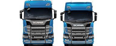 Tillbehör till nya Scanian
