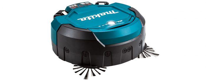 Robotdammsugare för kommersiellt bruk