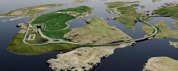Rekordtunnel byggs i Norge