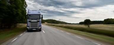 Scania S500 vinnare i tufft test