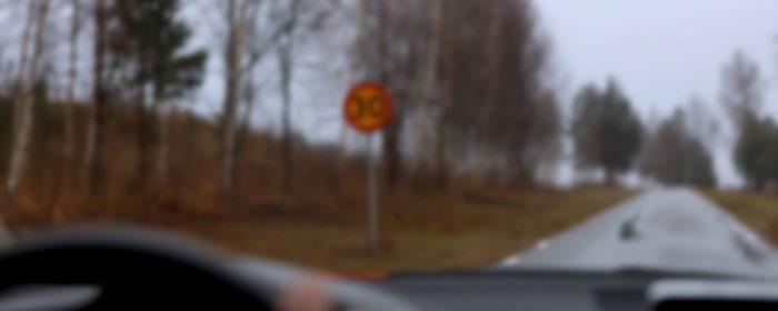 Rekordmånga bilister med trafikfarlig syn