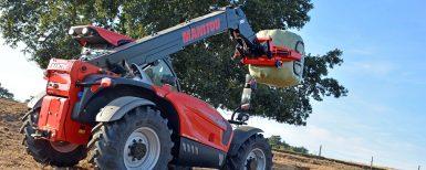 Ny serie jordbruksteleskoplastare
