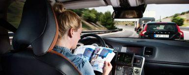 Svenskarna redo för självkörande bilar