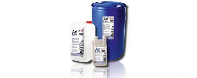 Förhindrar blockeringar i AdBlue-system