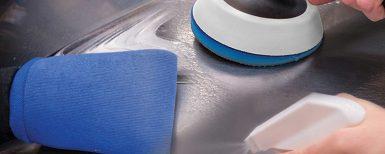 Nya produkter för borttagning av ytbeläggning på karosser