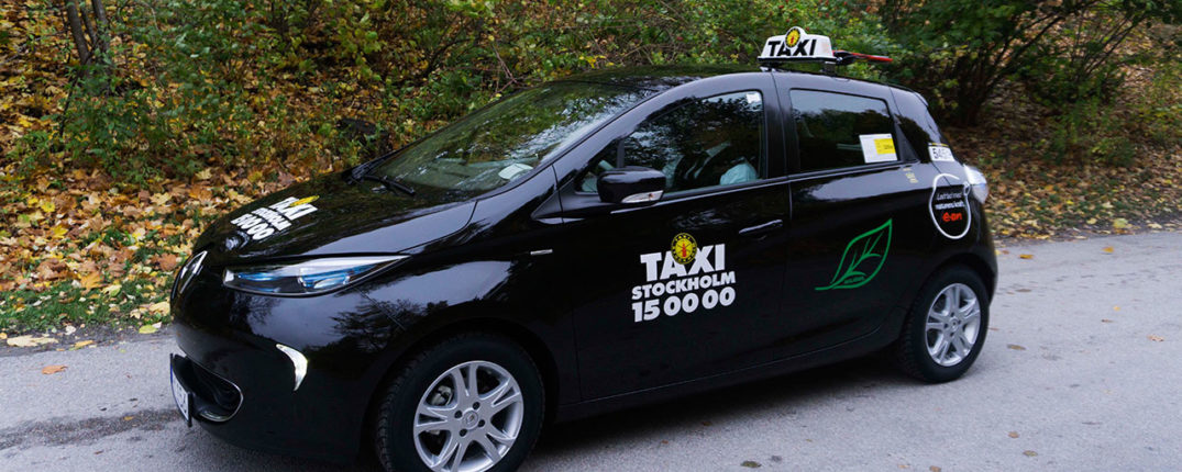 TaxiStockholm