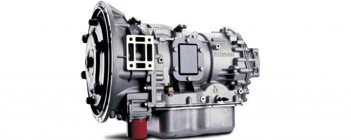 Bränslebesparande helautomatisk växellåda för mindre bussar och lastbilar