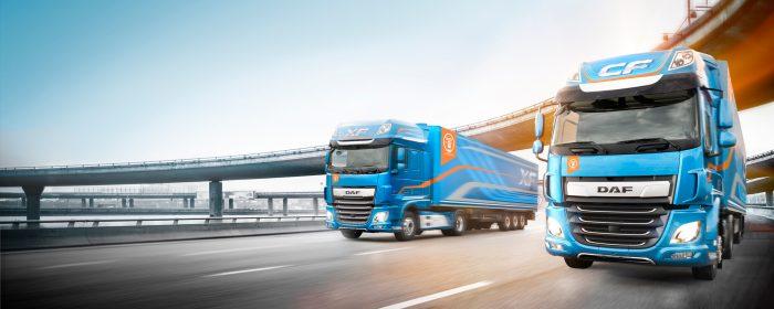 DAF XF och CF – Årets lastbil i Europa