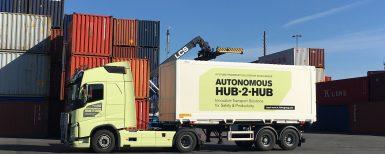 Ny innovativ transportlösning från Volvokoncernen