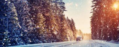 Kör säkert i jul- och nyårstrafiken