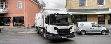 Scania Urban – lösningar för staden