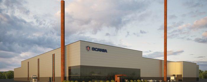 Scania miljardsatsar på nytt gjuteri