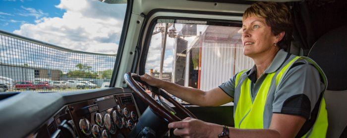Fortsatt stor brist på lastbilsförare