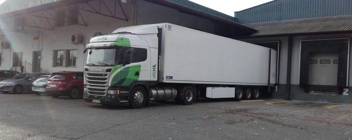 LNG-lastbilar effektivare med Allisons växellådor
