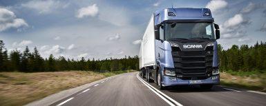 Scania inleder samarbete för elektrifiering